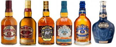 Whiskys Chivas Regal