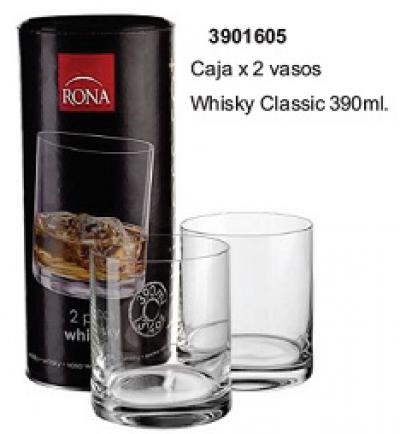 Set Rona Whisky