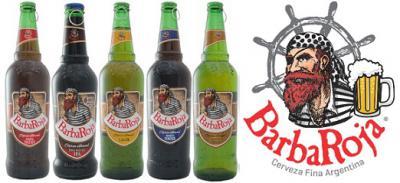 Cerveza Barba Roja
