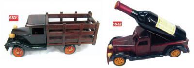 Camiones Porta Botellas