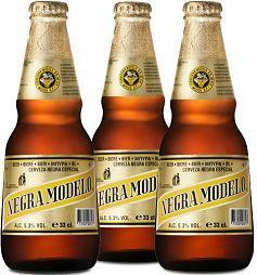 Cerveza Negra Modelo de Mexico